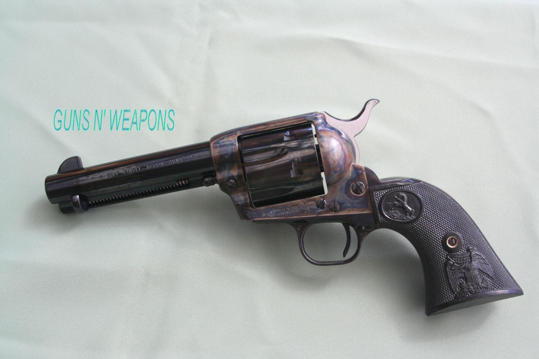 Colt .45 single action army (saa) revolver