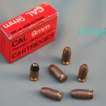 MGC 9mm Blanks