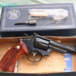 S&W Combat Magnum